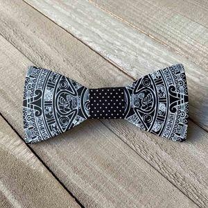 Men's Wooden Bow Tie